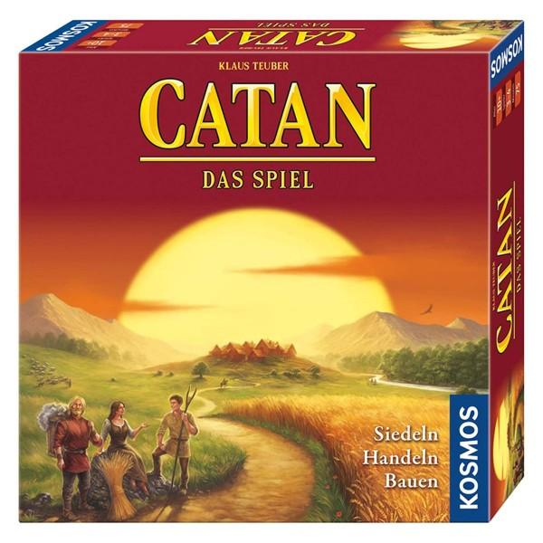 Kosmos 693602 - Catan - Das Spiel, Edition 2015