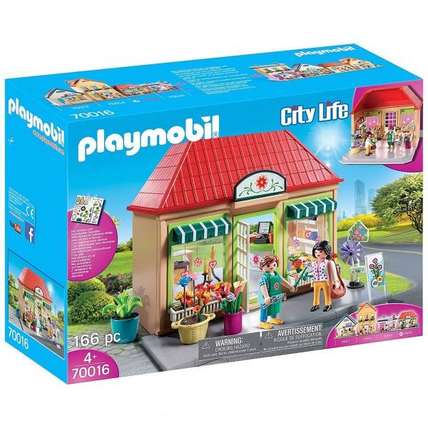 PLAYMOBIL® 70016 - City Life - Mein Blumenladen