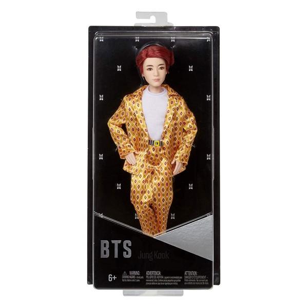 Mattel GKC87 - BTS - Bangtan Boys - Idol Puppe, Jung Kook