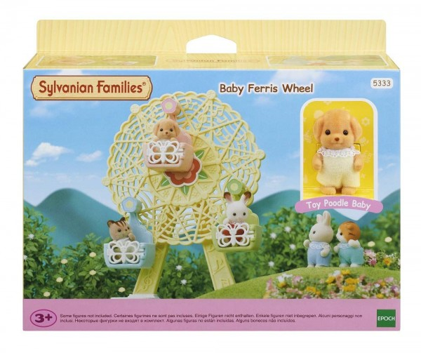 Epoch 5333 2.Wahl - Sylvanian Families - Baby Abenteuer Riesenrad