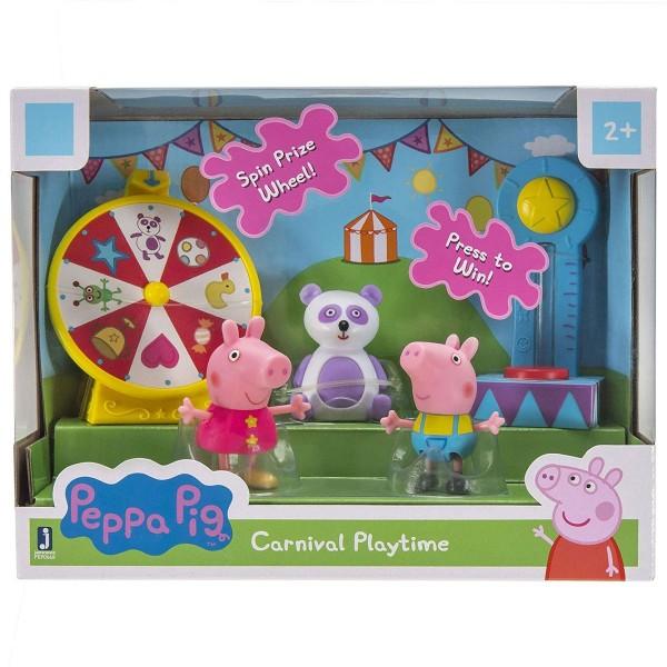 Jazwares PEP0668 2.Wahl - Peppa Pig - Jahrmarktsspaß