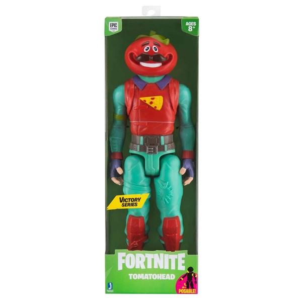 Jazwares FNT0084 - Fortnite - Spielfigur, 30 cm, Victory Series, Tomatohead