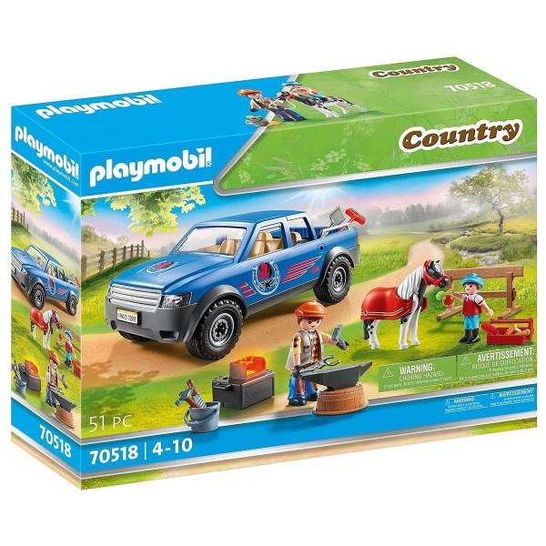 PLAYMOBIL® 70518 - Country - Mobiler Hufschmied