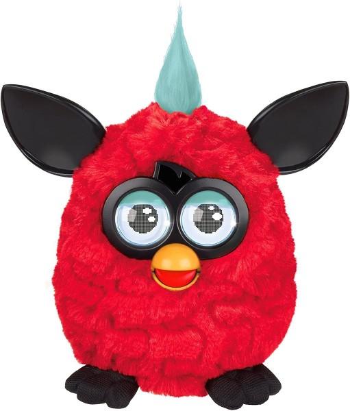 Hasbro A3150 2.Wahl - Furby Hot Wild - Rot-Schwarz