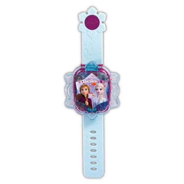 V-Tech 80-518804 2.Wahl - Disney Frozen II - Lernuhr