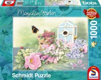 Schmidt 59570 - Premium Quality - Marjolein Bastin - Sommer-Residenz, 1000 Teile Puzzle