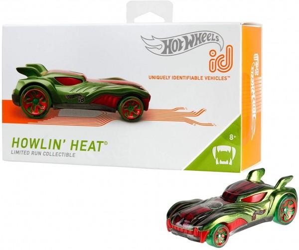 Mattel FXB08 - Hot Wheels - Die-Cast Fahrzeug, Howlin´Heat