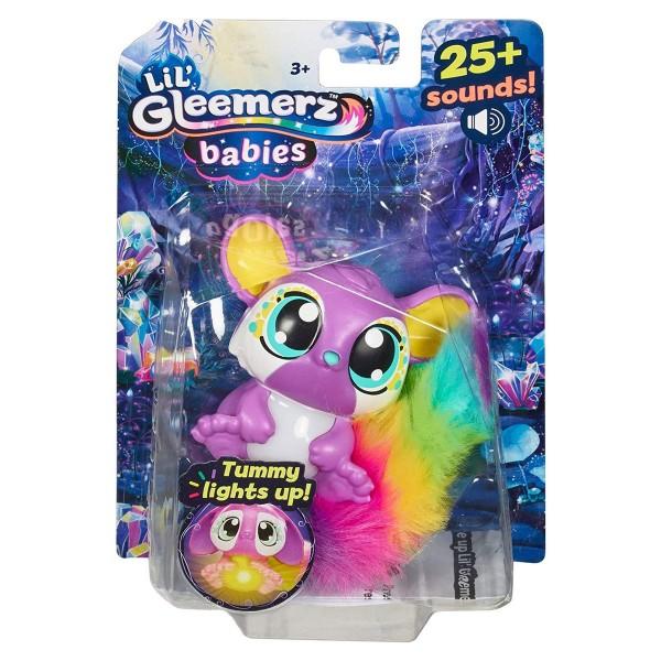 Mattel GGD03 - Lil'Gleemerz - Babies, über 25 Soundeffekte