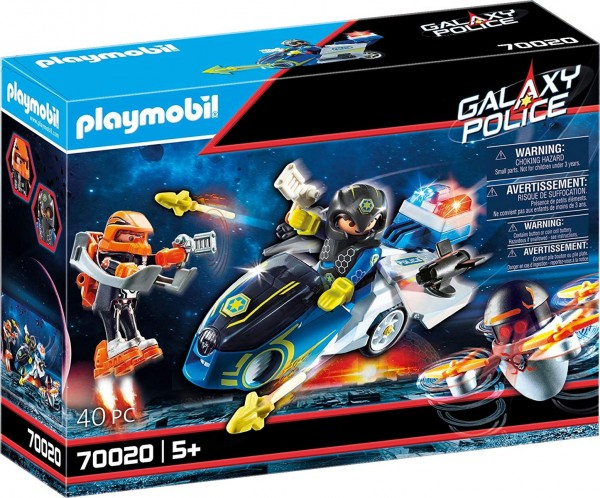 PLAYMOBIL® 70020 - Galaxy Police - Bike