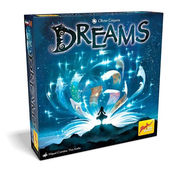 Simba 601105094 - Zoch - Brettspiel, Dreams