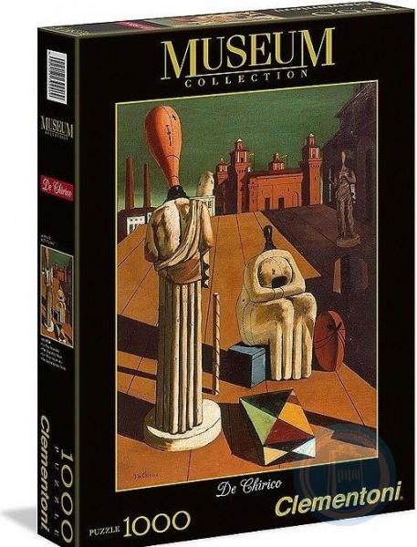 """Clementoni 39246 - Puzzle Modern Art """"Die beunruhigenden Musen"""""""