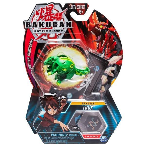 Spin Master 6045148 (20103979) - Bakugan Battle Planet - Trox