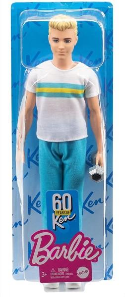 Mattel GRB43 - Barbie - 60 Years of Ken - Sammelpuppe von 1984