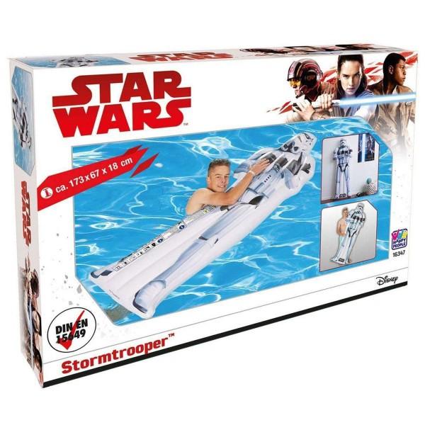 DIV 6820-3 2.Wahl - Disney Star Wars - Luftmatratze Stormtrooper