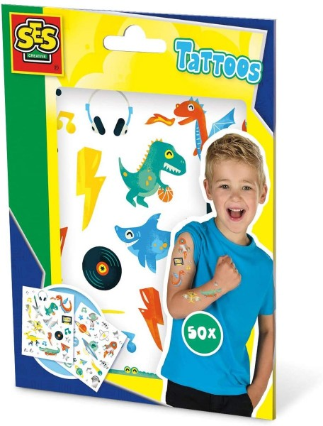 SES 14281 - Creative - Tattoos