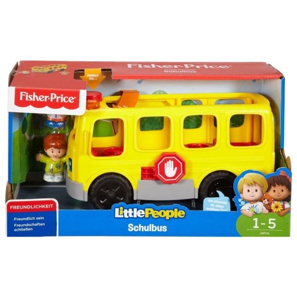 Mattel FKW99 - Fisher-Price - Little People - Schulbus