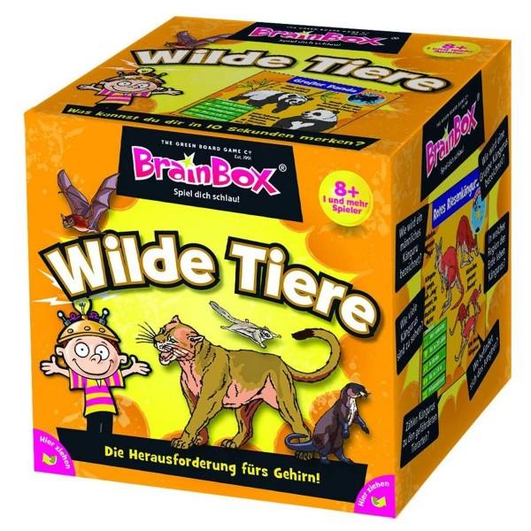 Carletto 949028 2.Wahl - BrainBox Wilde Tiere