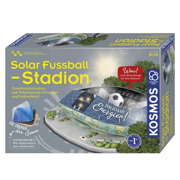 Kosmos 628192 - Experimentierkasten, Solar-Fußballstadion