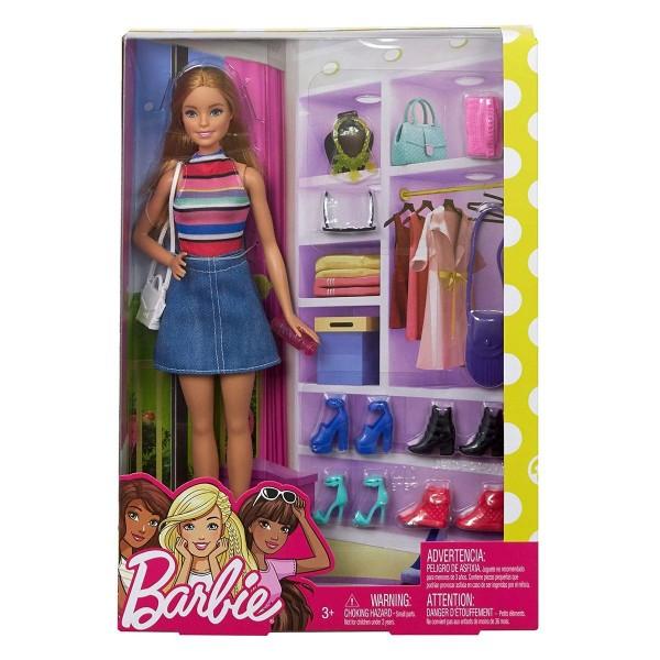 Mattel FVJ42 - Barbie - Puppe mit Accessoires