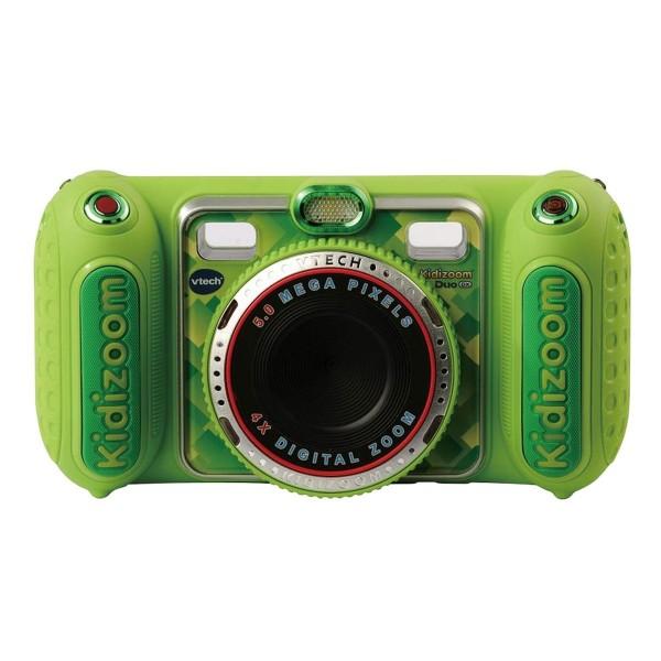 V-Tech 80-520084 - KidiZoom - Duo DX - Kinderkamera, grün