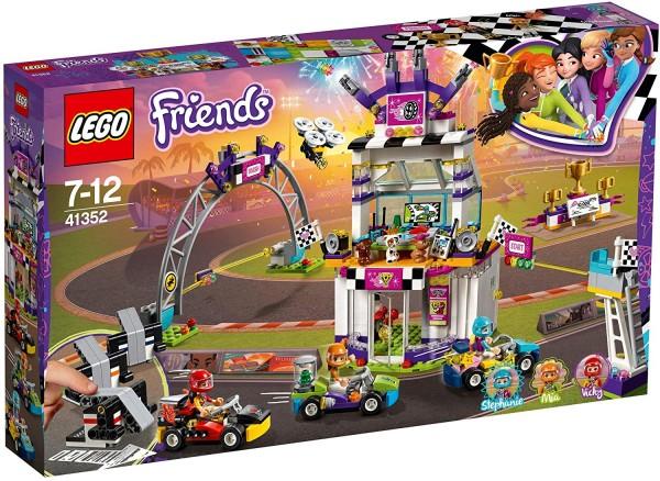 Lego 41352 - Friends - Das Große Rennen