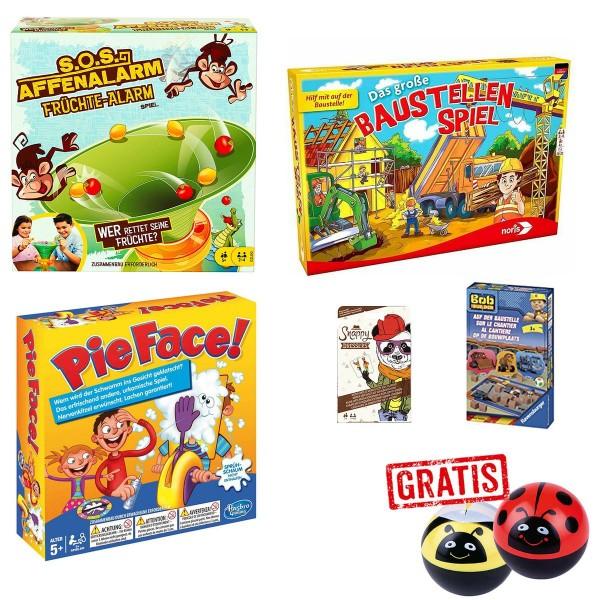 SPAR-SET 176494 - Super Spiele-Set mit 5 Spielen