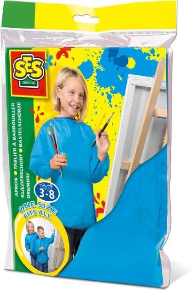 SES 14571 - Bastelschürze, blau