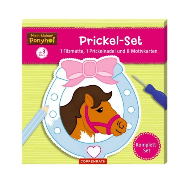 Coppenrath 94879 - Mein kleiner Ponyhof - Prickel-Set