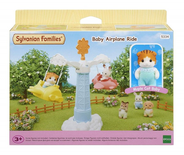Epoch 5334 2.Wahl - Sylvanian Families - Baby Abenteuer Karussell