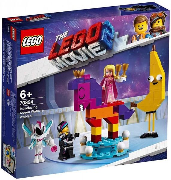 Lego 70824 - THE LEGO® MOVIE 2™ - Das ist Königin Wasimma Si-Willi