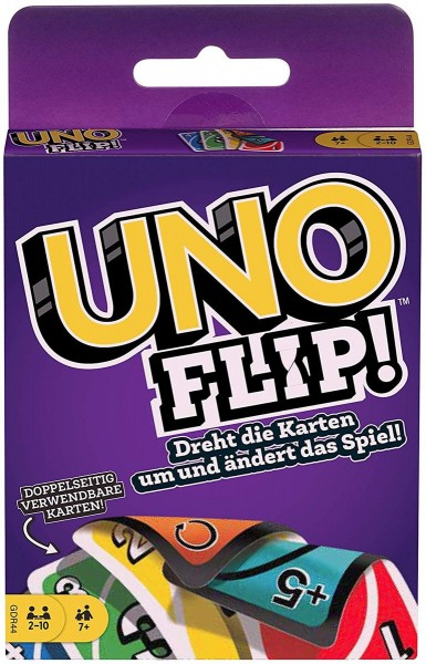 Mattel GDR44 - Uno Flip