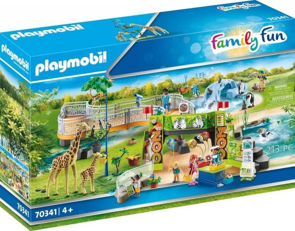 PLAYMOBIL® 70341 - Family Fun - Mein großer Erlebnis-Zoo