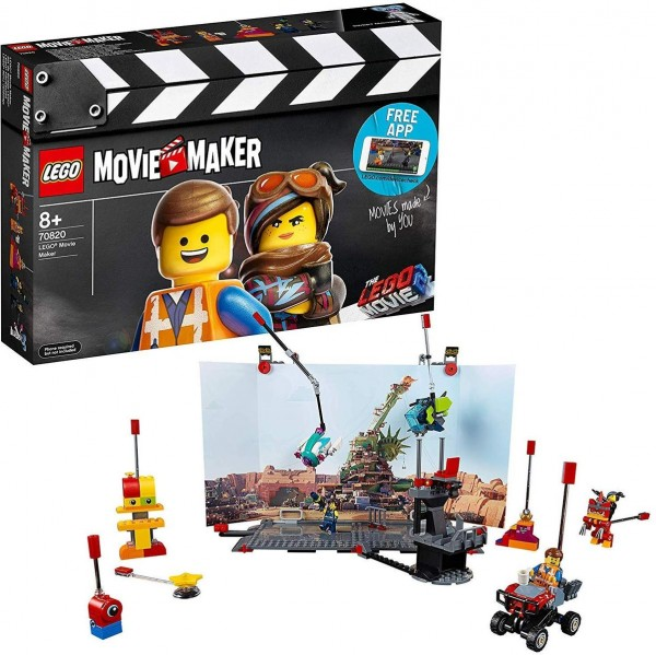 Lego 70820 2.Wahl - THE LEGO MOVIE 2 - Movie Maker