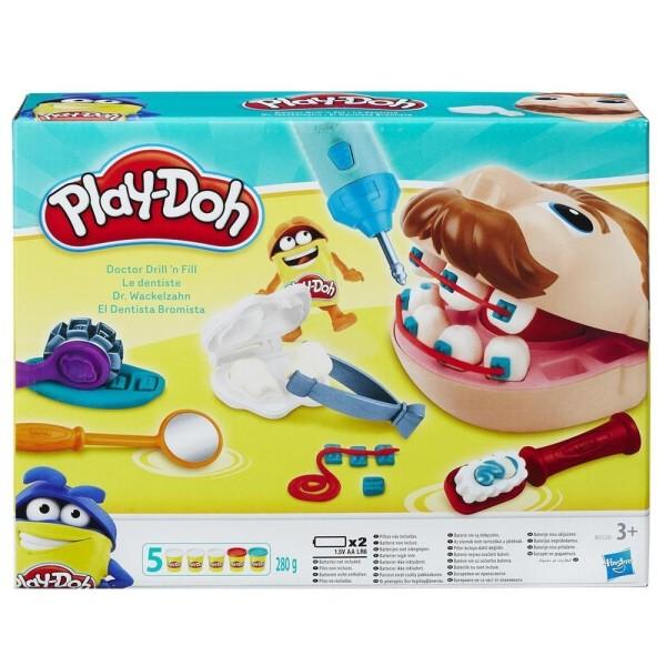 Hasbro B5520 2.Wahl - Play-Doh - Dr. Wackelzahn (1)