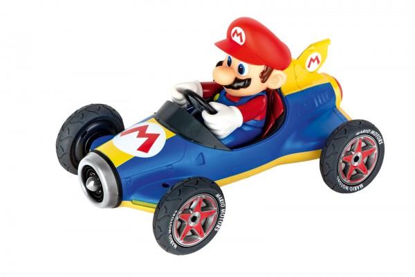 Stadlbauer 370181066 - Carrera - Nintendo Mario Kart Mach 8 Mario