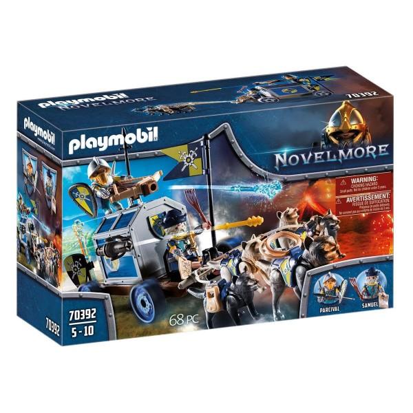 PLAYMOBIL® 70392 - Novelmore - Schatztransport