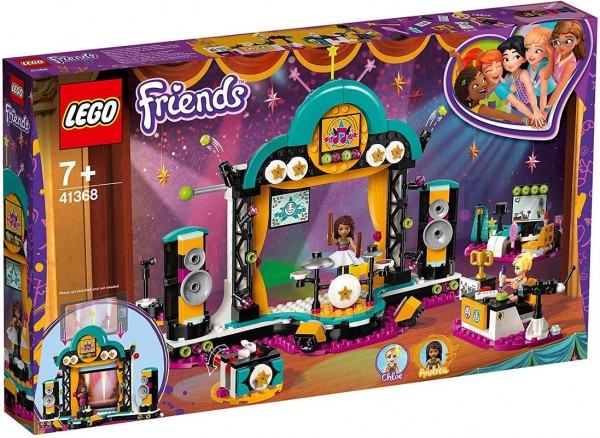 Lego 41368 - Friends - Andreas Talentshow