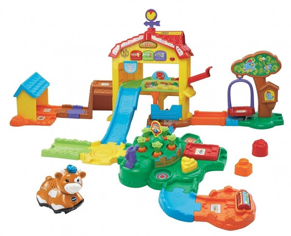 V-Tech 80-180804 MUSTER 2.Wahl - VTech Baby - Tip Tap Baby Tiere - Bauerhof
