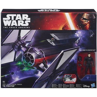 Hasbro B3920 - Disney Star Wars - TIE Fighter mit Pilot