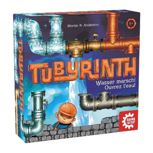 Carletto 76196 - Game Factory - Logikspiel - Tubyrinth