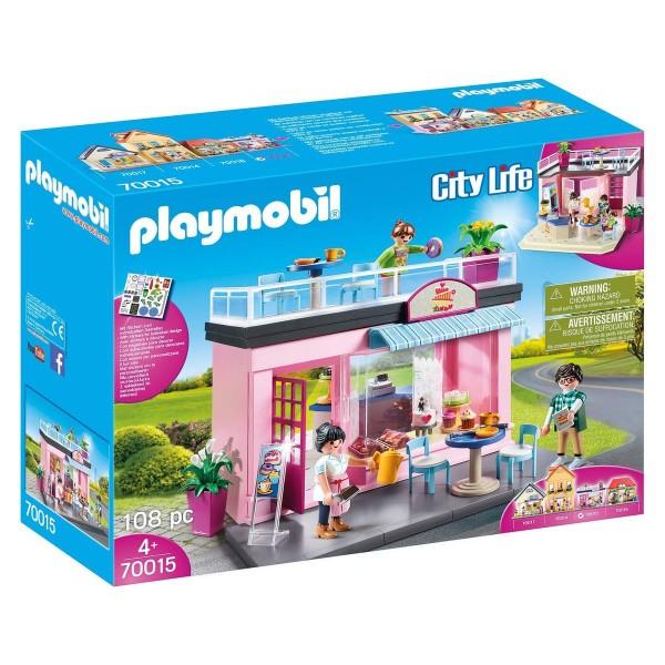 PLAYMOBIL® 70015 - City Life - Mein Lieblingscafé