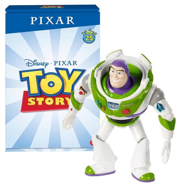 Mattel GGX33 - Disney - Toy Story 4 - Basis Figur, Buzz Lightyear