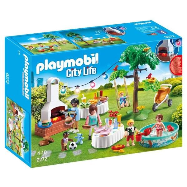 PLAYMOBIL® 9272 - City Life - Einweihungsparty