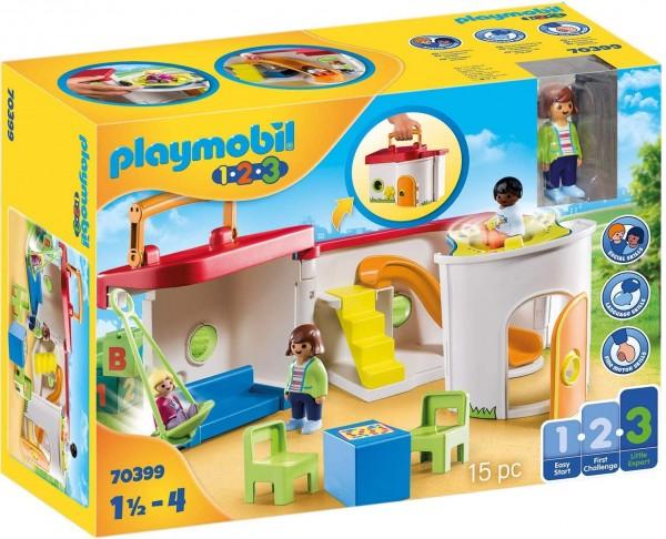 PLAYMOBIL® 70399 - 1•2•3 - Mein Mitnehm-Kindergarten