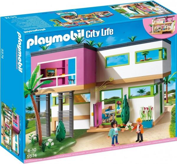 PLAYMOBIL® 5574 - City Life - Moderne Luxusvilla