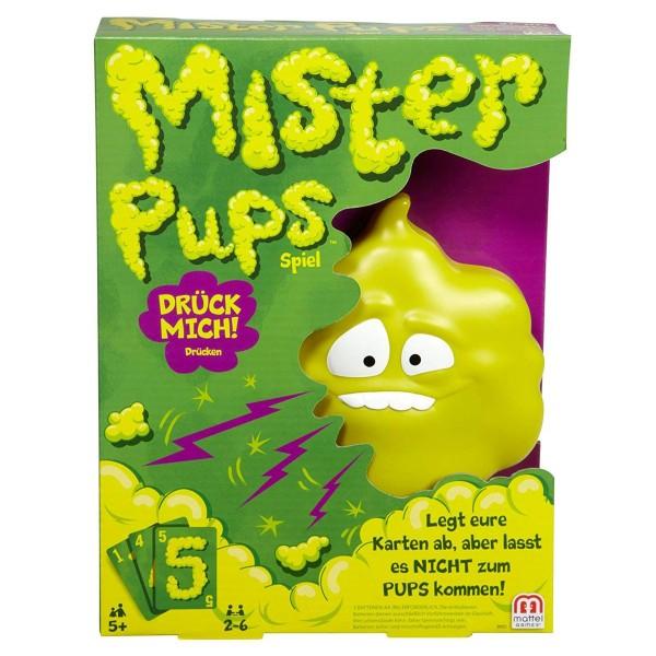 Mattel DPX25 - Kinderspiel, Mister Pups