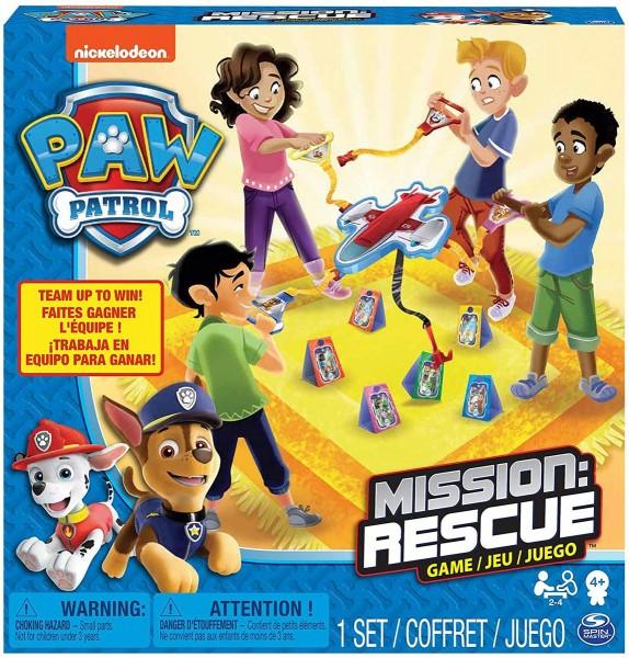 Spin Master 6047061 - Paw Patrol - Mission Rescue, Aktivspiel