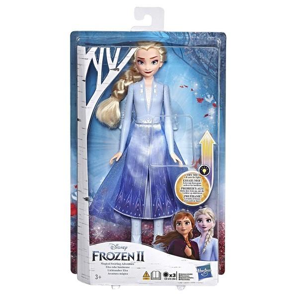 Hasbro E7000 (E6952) - Disney - Frozen II - Lichtzauber Elsa
