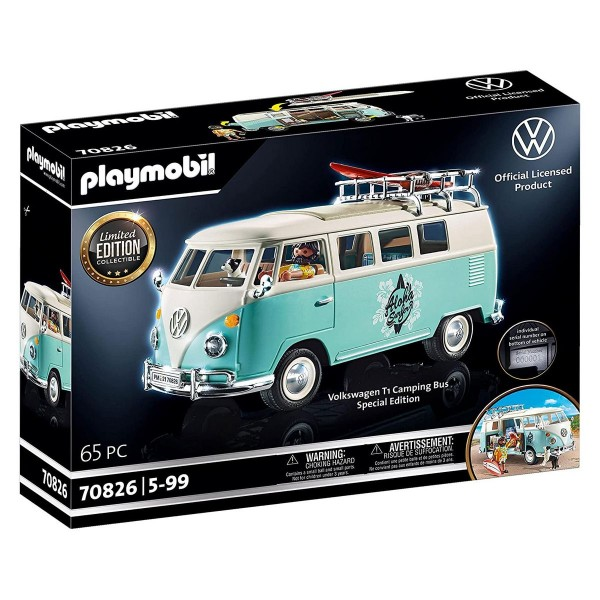 PLAYMOBIL® 70826 - Volkswagen T1 Camping Bus - Special Edition