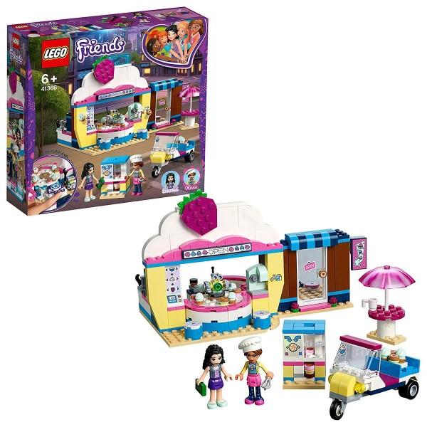 Lego 41366 - Friends - Olivias Cupcake Cafe